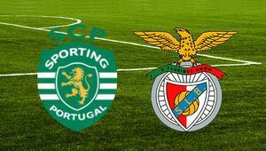 Sporting Lizbon Benfica maçı ne zaman saat kaçta hangi kanalda Adın adım finale...