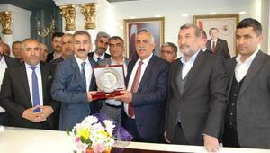 Bala Belediyesinde devir teslim töreni yapıldı