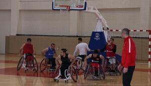 Tekerlekli Sandalye Basketbol A Milli Takımında hedef şampiyonluk