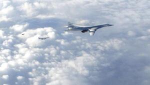 Son dakika... Rus jeti İngiltere hava sahasına yaklaştı