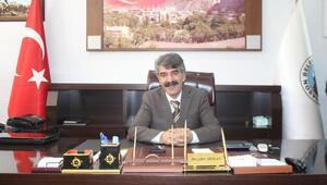 Sason Belediye Başkanı AK Partili Arslan göreve başladı