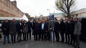 Fatihte sayım bitti... AK Partili Çamlıdan ilk açıklama