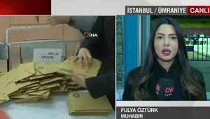 Son dakika İstanbulda son durum... 4 ilçede sayım işlemi sona erdi