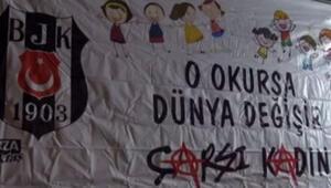 Beşiktaş yardım tırı yola çıktı