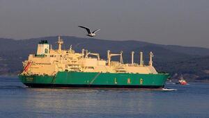 Küresel LNG ithalatı yüzde 8,3 arttı