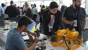 'Yapay zeka' temalı robot yarışması Samsunda yapılacak