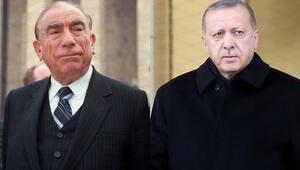 Cumhurbaşkanı Erdoğan'dan Bahçeli ve Türkeş Ailesi'ne taziye