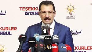 AK Partiden son dakika oy sayımı açıklaması