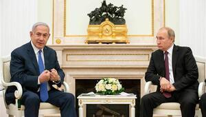 Moskovada Putin-Netanyahu görüşmesi