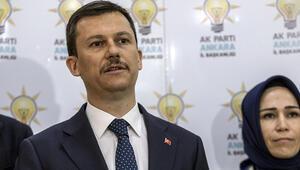AK Partiden Ankara açıklaması
