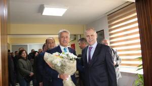 Susurluk Belediye Başkanı Güney mazbatasını aldı