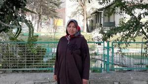 Harmancık'ın ilk kadın muhtarı oldu