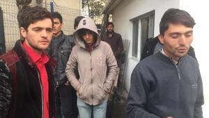 Afgan kaçakları, İstanbul diye Yusufeline bıraktılar