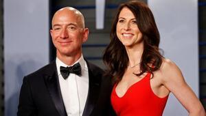 Jeff Bezos eşinden 35 milyar dolarlık anlaşmayla boşandı