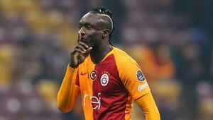 Galatasarayda Diagne'ye sosyal medya yasağı geldi