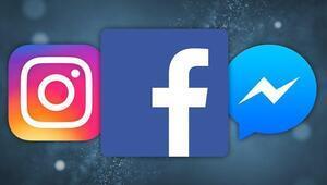 Instagramdan sonra Facebook ve Messenger da kapatıyor