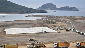 Akkuyu Nükleer Santrali inşaatında istihdam artacak