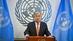 BM Genel Sekreterinden Libya açıklaması