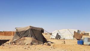 Rukban Kampında zorunlu tahliyeler