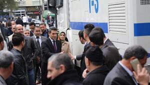 Bingölde AK Partili Arıkan göreve başladı