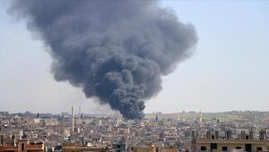 ABD, İngiltere ve Fransadan Esade kimyasal silah uyarısı