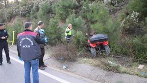 Kocaelide ağaca çarpan ATVnin sürücüsü öldü