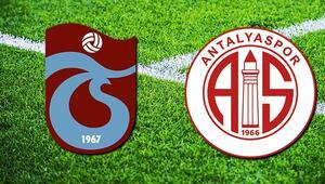 CANLI | Trabzonspor - Antalyaspor