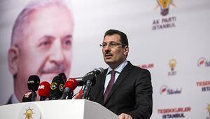 AK Parti son rakamı açıkladı: Lehimize yazılan oy 13 bin 969dur