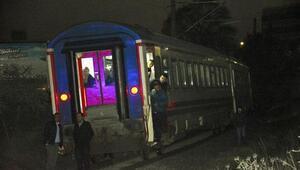 Hemzemin geçitte trenin çarptığı kişi öldü