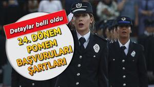 3 bin kadın polis memuru alımında başvuru şartları açıklandı | 24. dönem POMEM başvuru şartları neler