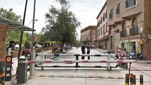 Kaşgar kenti hapishane gibi