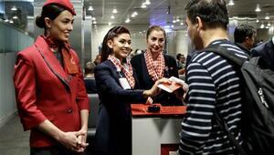 THY, Atatürk Havalimanından son tarifeli seferini yaptı