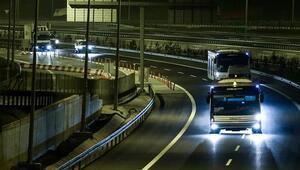 Son dakika: İstanbulda bu yollara dikkat Saat 23:59a kadar kapalı olacak