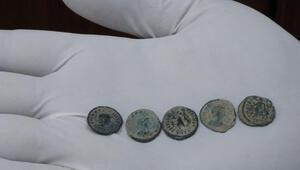 Diyarbakırda ele geçirildi Roma dönemine ait...
