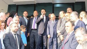Kestel'de Belediye Başkanı seçilen Önder Tanır göreve başladı