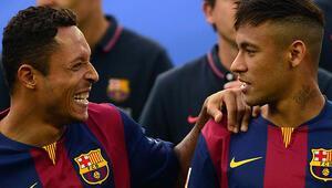 Neymarın sırrını Adriano açıkladı
