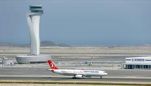 İstanbul Havalimanında tarihi gün