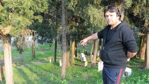 İstiklal Savaşı gazisi dedesinin mezarının yapılması için destek istedi