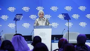 Emine Erdoğan: Ülkemizde naylon poşet kullanımı yüzde 70 azaldı