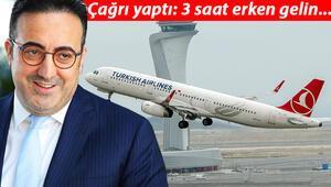 İstanbul Havalimanı'ndan ilk uçuş gerçekleşti İşte tüm ayrıntılar...