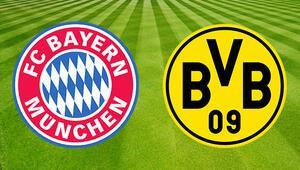 Bayern Münih - Borussia Dortmund maçı saat kaçta ve hangi kanalda