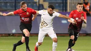 Eskişehirspor 6 maç sonra güldü