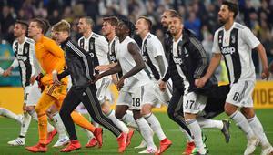 Juventusu Milan da durduramadı