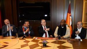 Galatasaray Kulübü, Fransa temsilcisi Nice ile iş birliği yapacak.