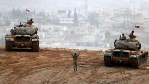 Tel Rıfat'ta devriye hattında çatışma