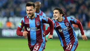 Trabzonsporun altyapı sevinci 11 oldu...