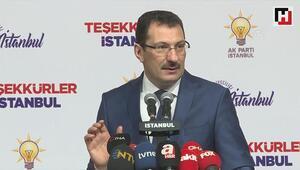 Yavuz: Bütün ilçelere ilişkin oyların tamamı sayılsın diye YSKya müracaat edeceğiz