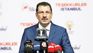 AK Partiden İstanbul talebi: '38 ilçede tüm oylaryeniden sayılsın'