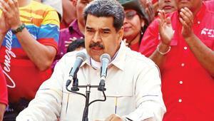 Maduro'dan diyalog çağrısı