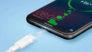 Huaweiden cihazları çok hızlı şarj edecek teknoloji